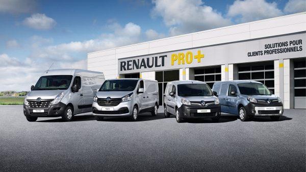 Renault pro une offre de véhicules utilitaires pour tous vos besoins professionnels