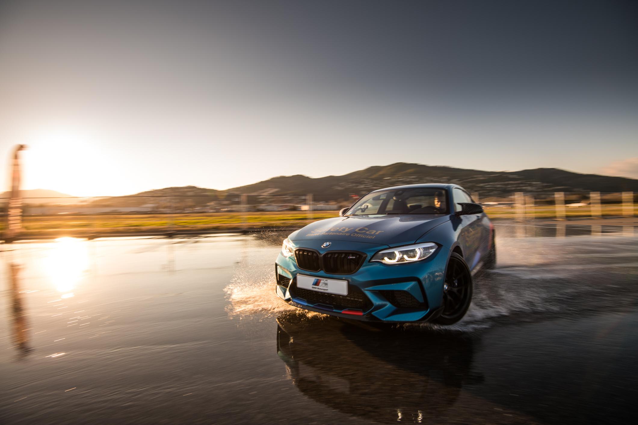 CONVENTIONFAST START BMW 2019