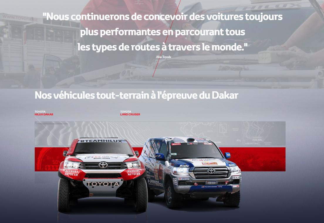 Toyota Dakar 2019