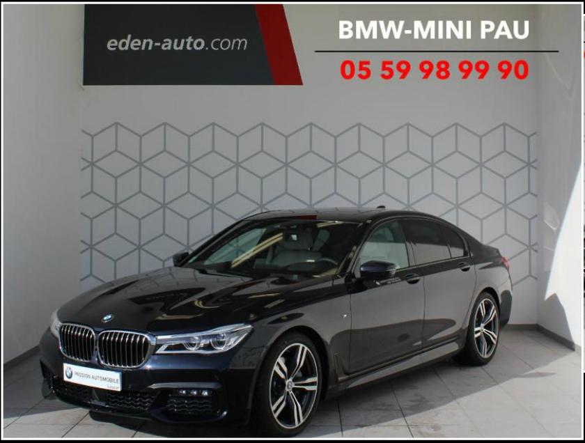 BMW Série 7 Edenauto