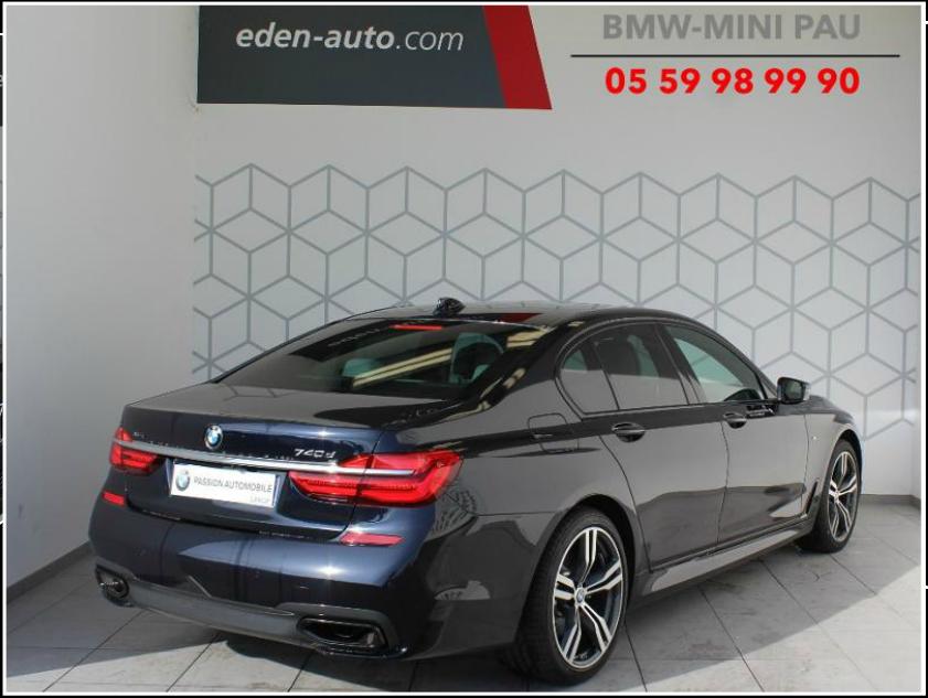 Design BMW Serie 7