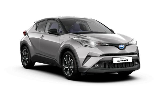 Toyota C-HR Hybride Design