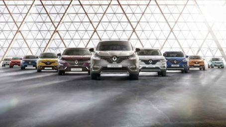 Renault E-TECH 2020