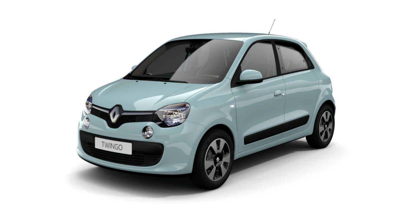 Renault Twingo occasion en destockage chez Renault Pau