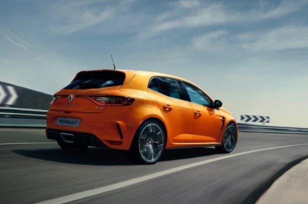 Design et ligne de la nouvelle Renault Mégane RS à découvrir en concession Renault Edenauto