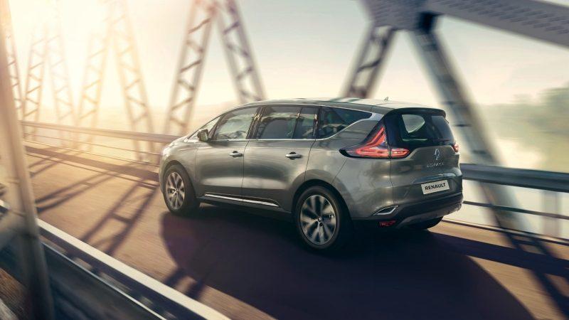 Essayez le monospace familial Renault Espace en concession Renault Edenauto