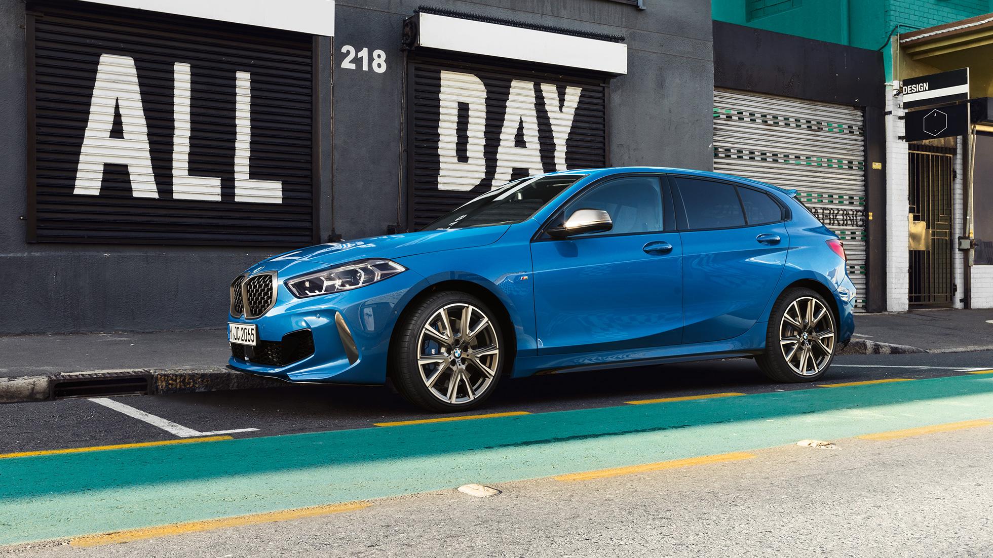 Découvrez la nouvelle BMW Série 1 en concession BMW Edenauto