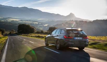 Découvrez la nouvelle BMW Série 3 Touring en concession edenauto à Béziers, Pau, Tarbes