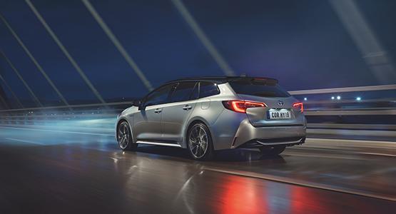 Découvrez la nouvelle Toyota Corolla Touring Sports Hybride