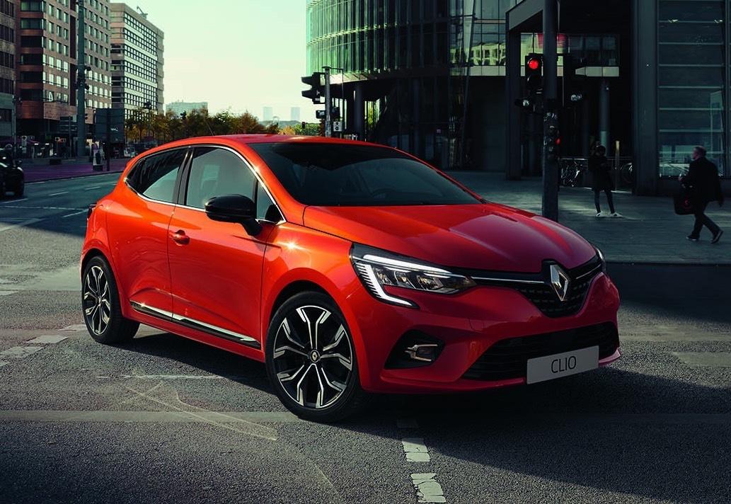 Découvrez la nouvelle Renault Clio 5 en concession Renault Edenauto