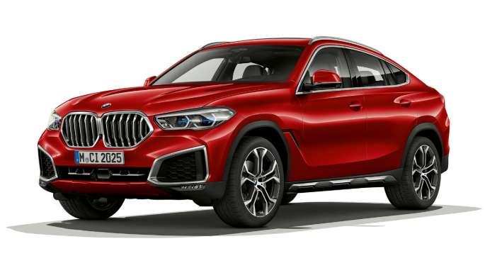 Découvrez BMW X6 Finition xLine en concession BMW Edenauto