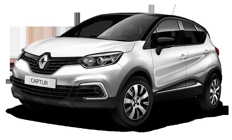 Profitez de l'offre sur Renault Captur dans vos concessions Renault Edenauto