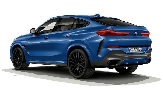 BMW X6 Finition M Sport en vente en concession Edenauto