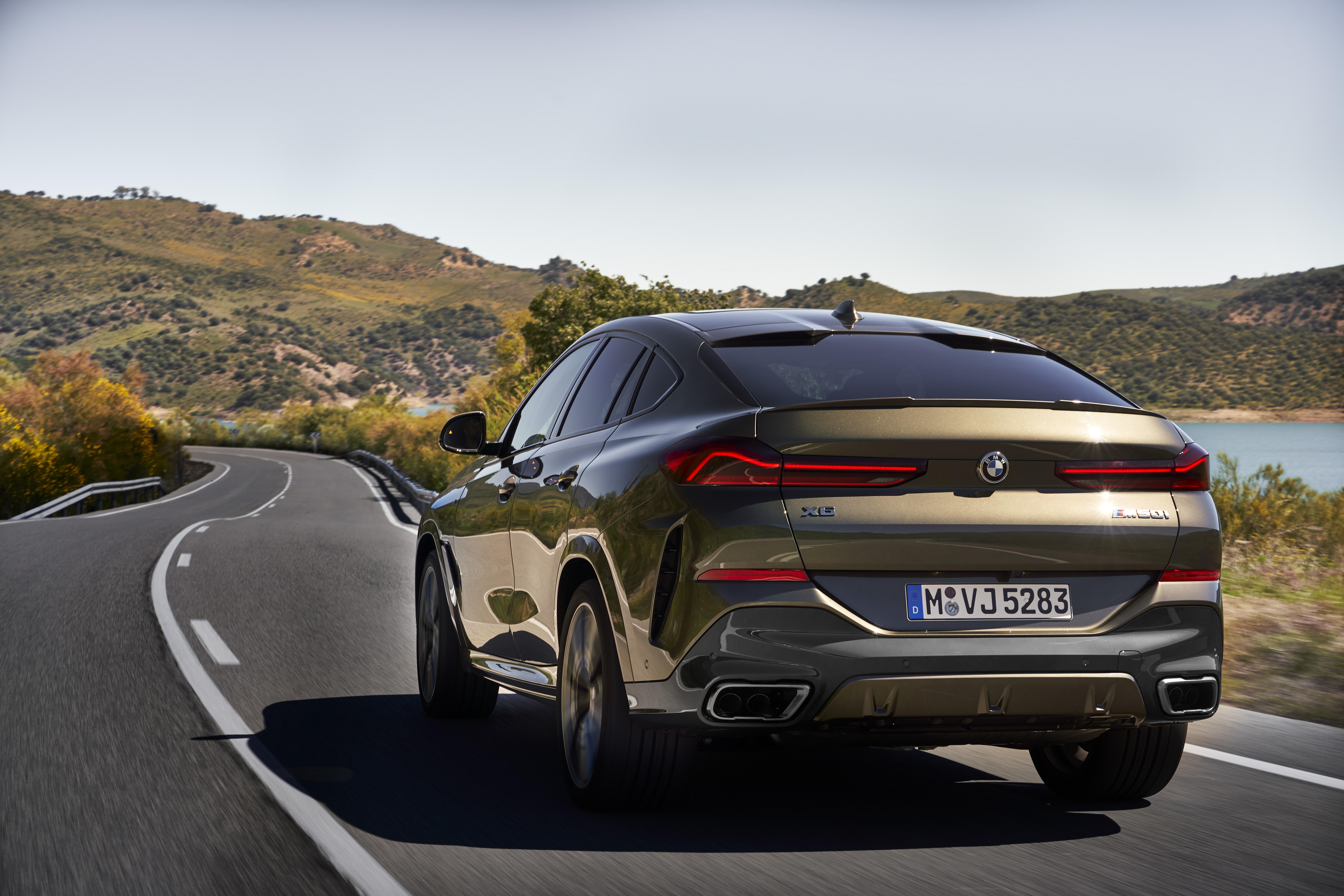 Essayer BMW X6 à Béziers, Narbonne et Carcassonne