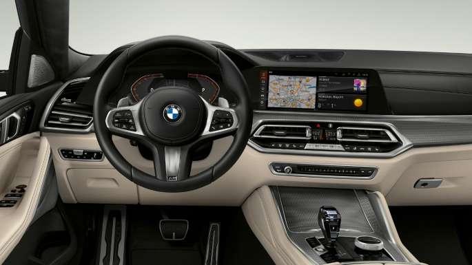 Venez essayer BMW X6 Finition M Sport dans vos concessions Edenauto