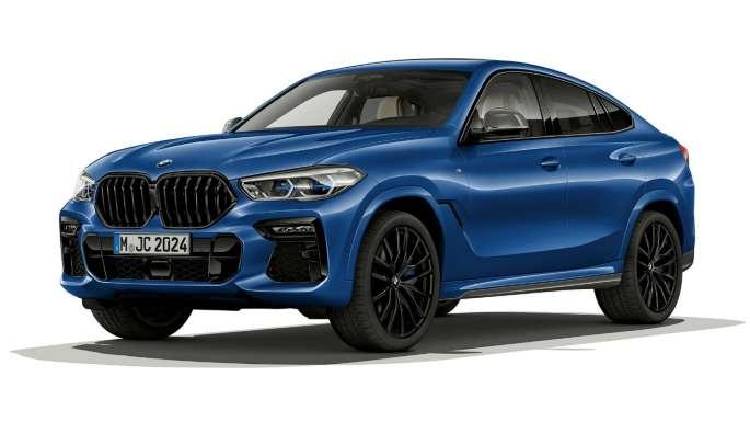 BMW X6 Finition M Sport à découvrir en concession Edenauto