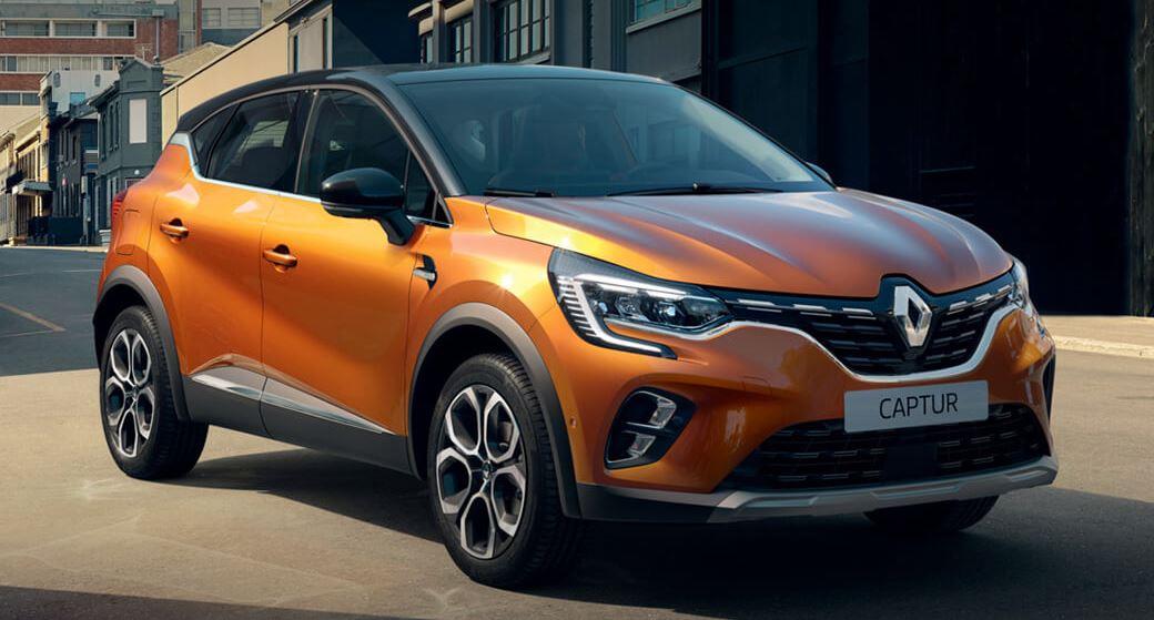 Découvrez nouveau Renault Captur en concession Edenauto