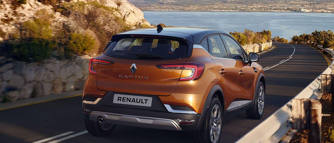 Nouveau SUV Renault Captur