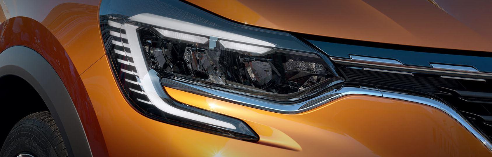 Essayez Renault Captur en concession Renault Edenaut