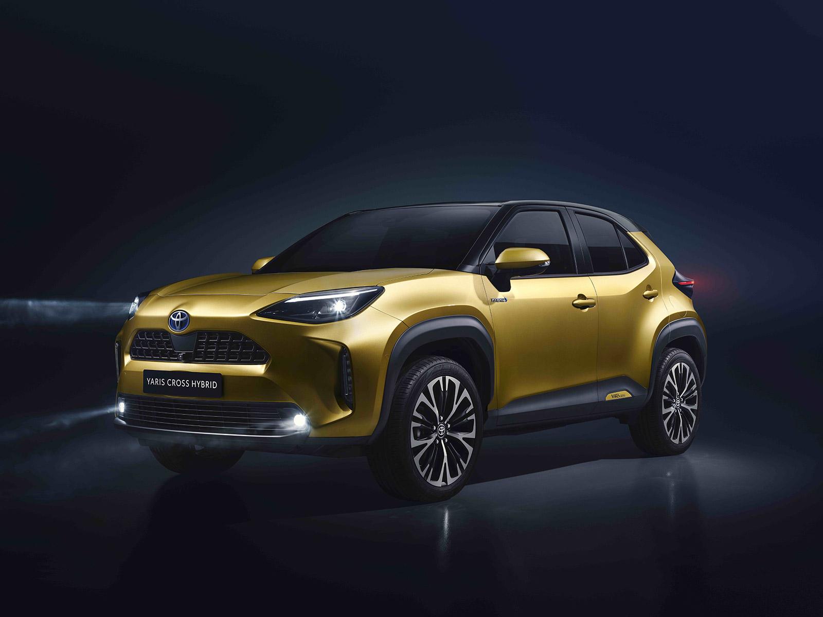 Nouvelle Toyota Yaris Cross Hybride à découvrir dans vos concessions du groupe Edenauto