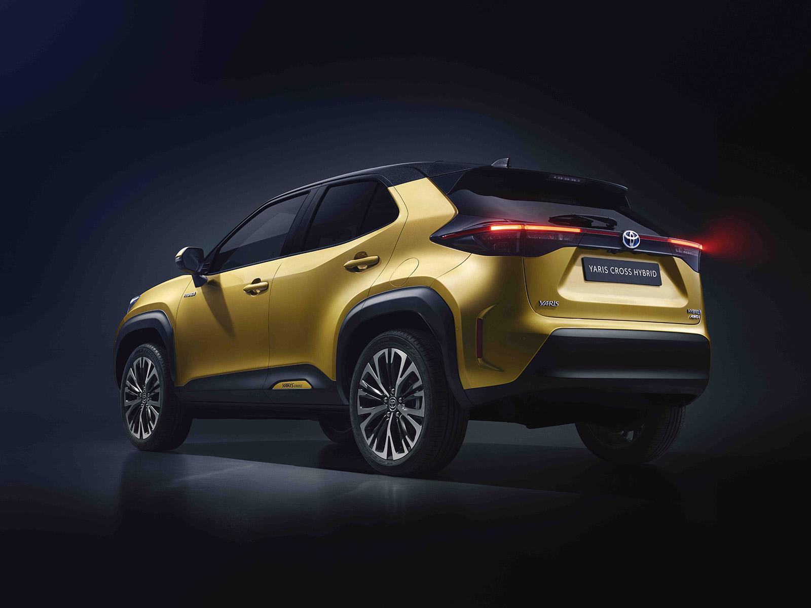 Découvrez la nouvelle Toyota Yaris Cross Hybride dans vos concessions auto Toyota du Groupe Edenauto