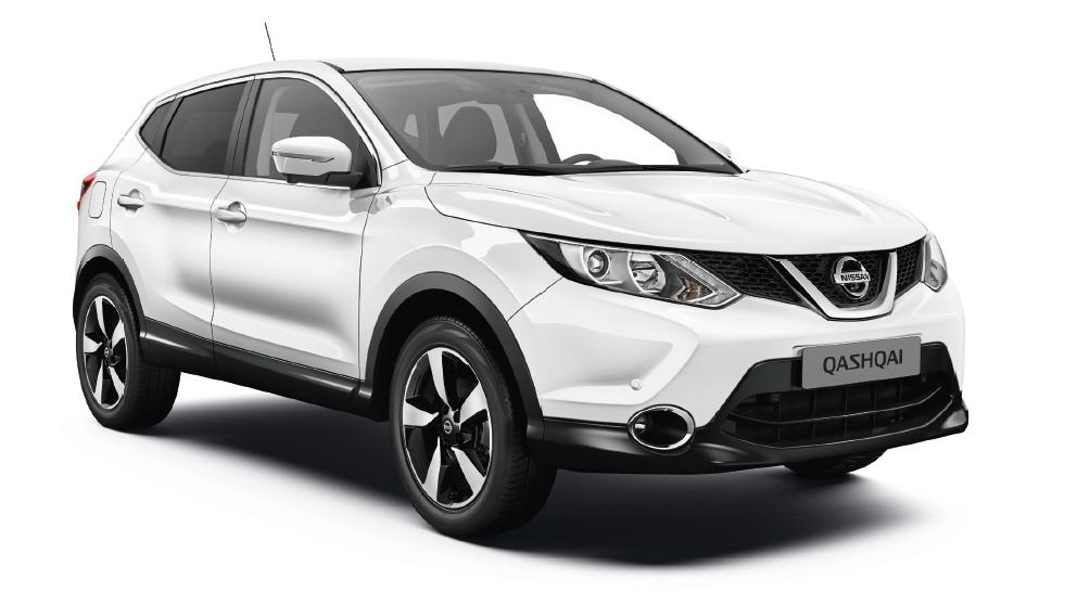 Vente de Nissan Qashqai occasion dans vos concessions Nissan du Groupe Edenauto