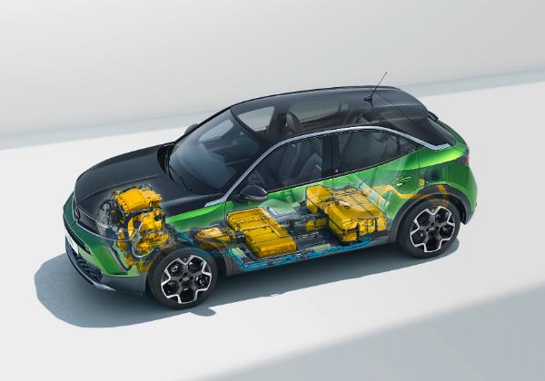 Motorisation électrique Opel Mokka-e