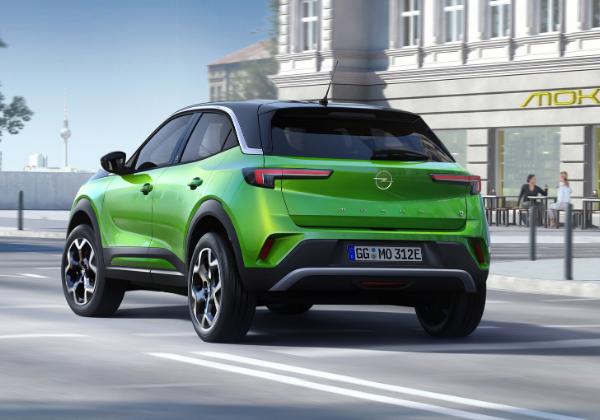 Nouvel Opel Mokka motorisation électrique*