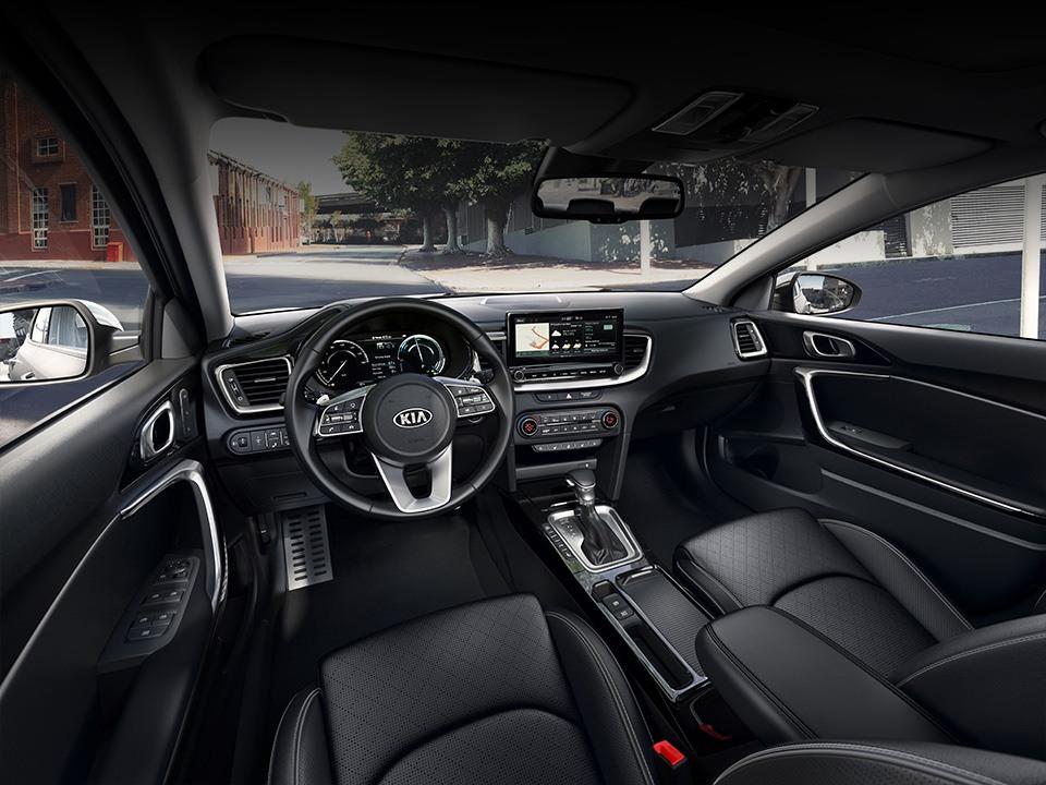 Acheter une Kia Hybride rechargeable dans le réseau Kia Edenauto