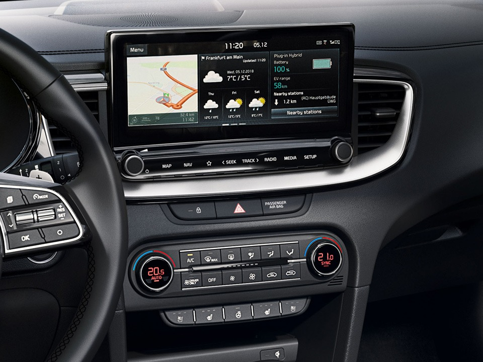 Kia Xceed motorisation hybride rechargeable en vente chez Edenauto