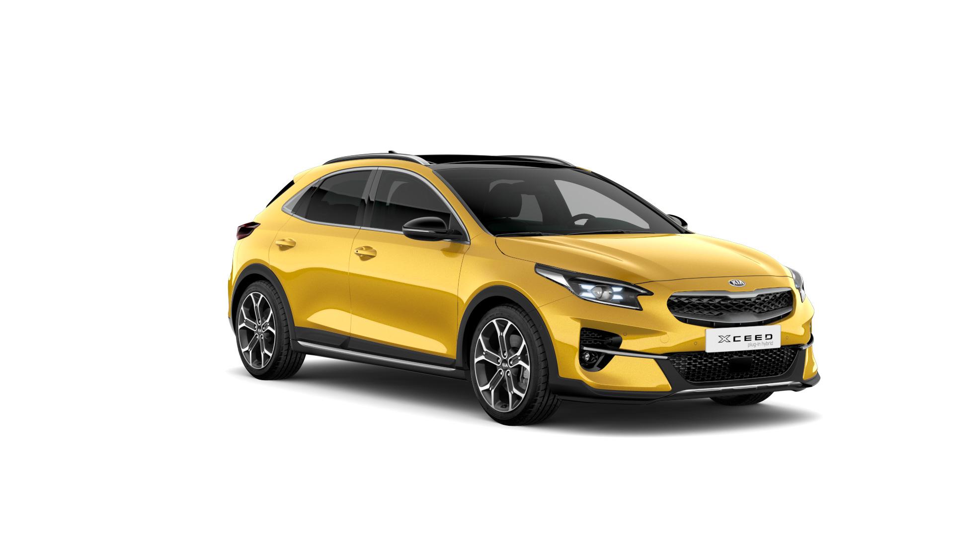 Demander un essai Kia Xceed Hybride rechargeable dans vos concessions Kia edenauto