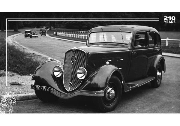 Peugeot une légende de l'automobile