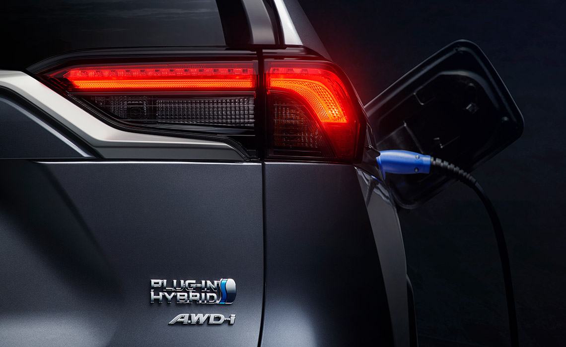 Essayer Toyota RAV4 Hybride Rechargeable