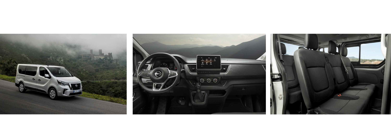 Nouveau Nissan NV300 Comb