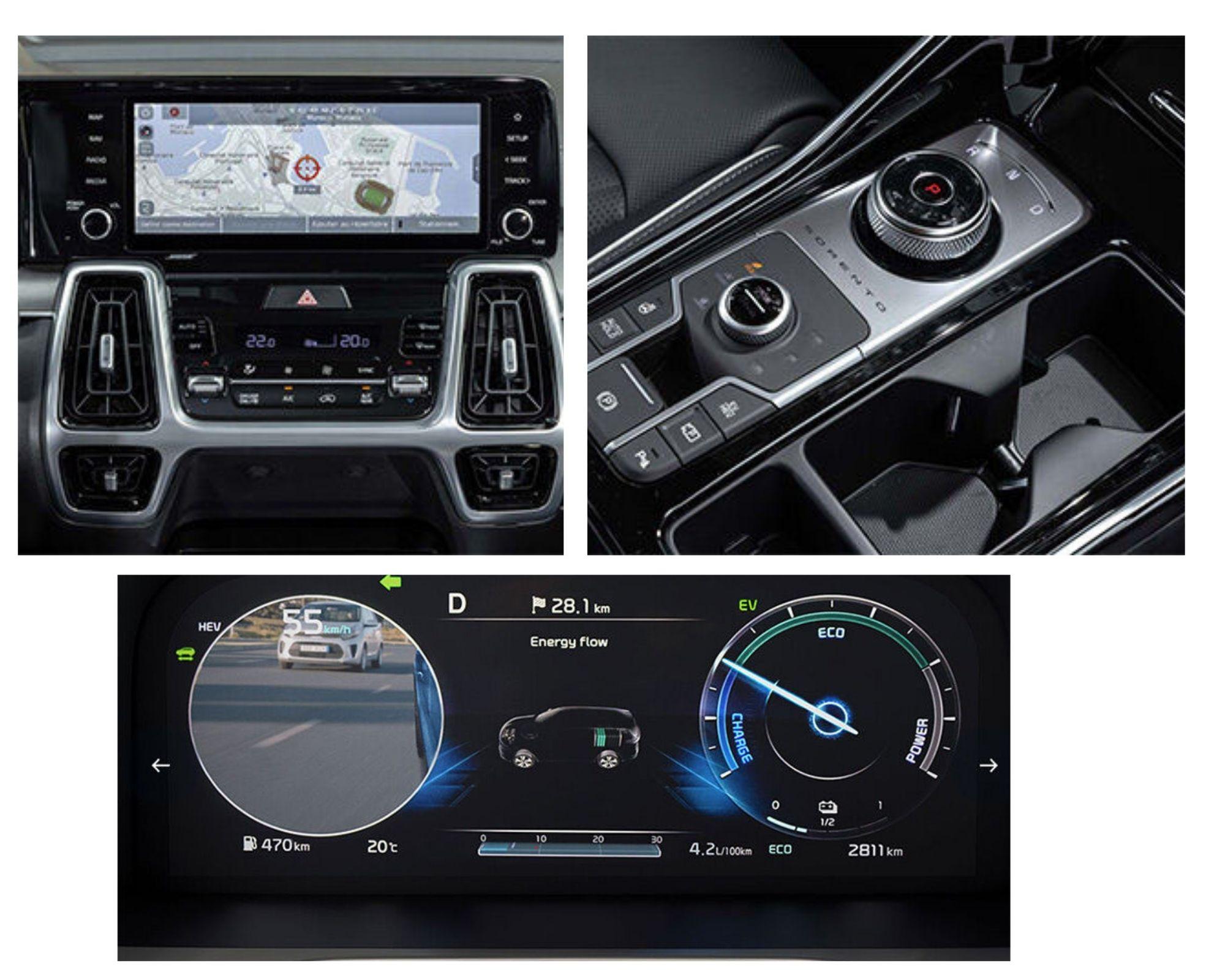 Kia Sorento Hybride rechargeable