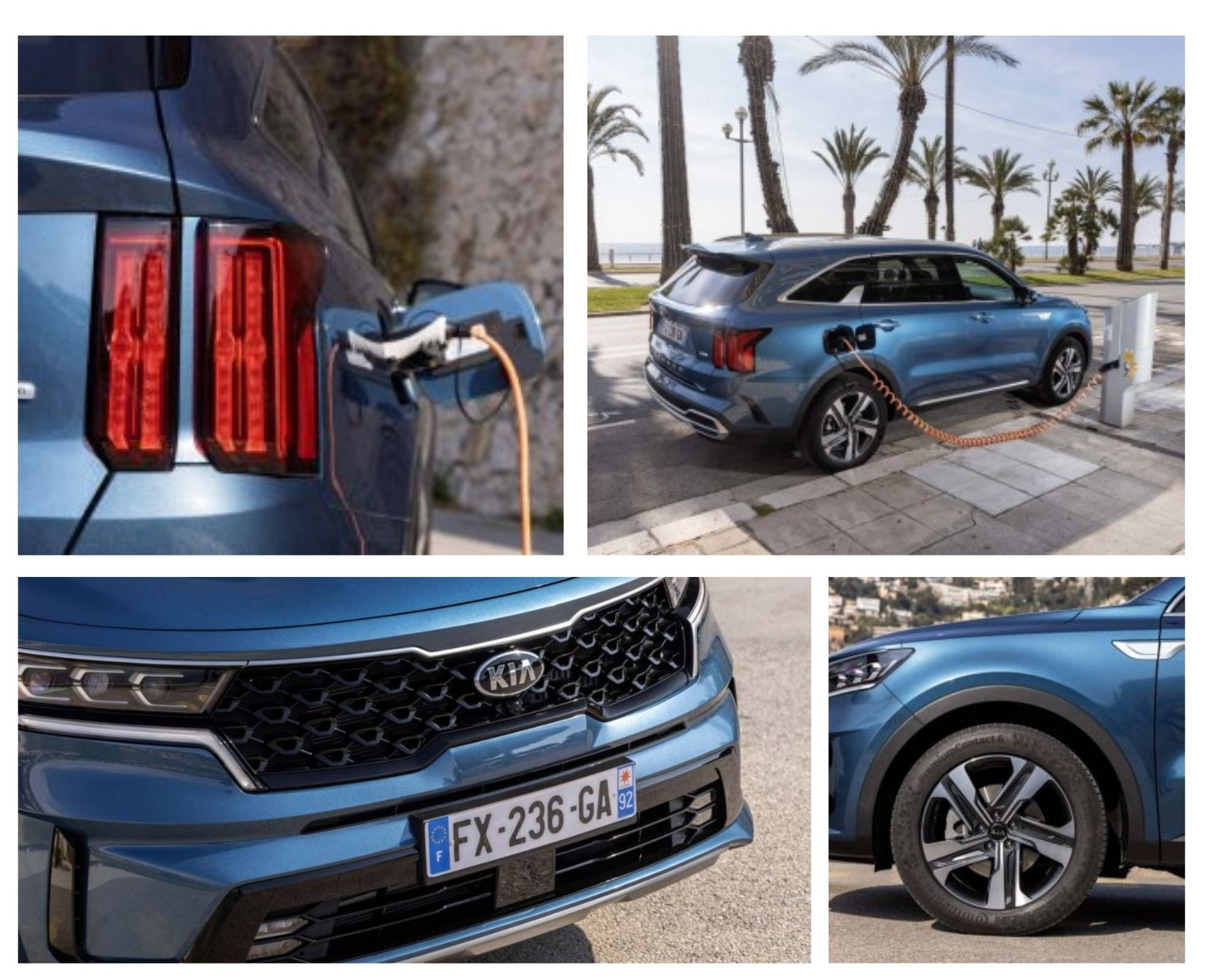 Le nouveau Kia Sorento arrive sur les routes Françaises !