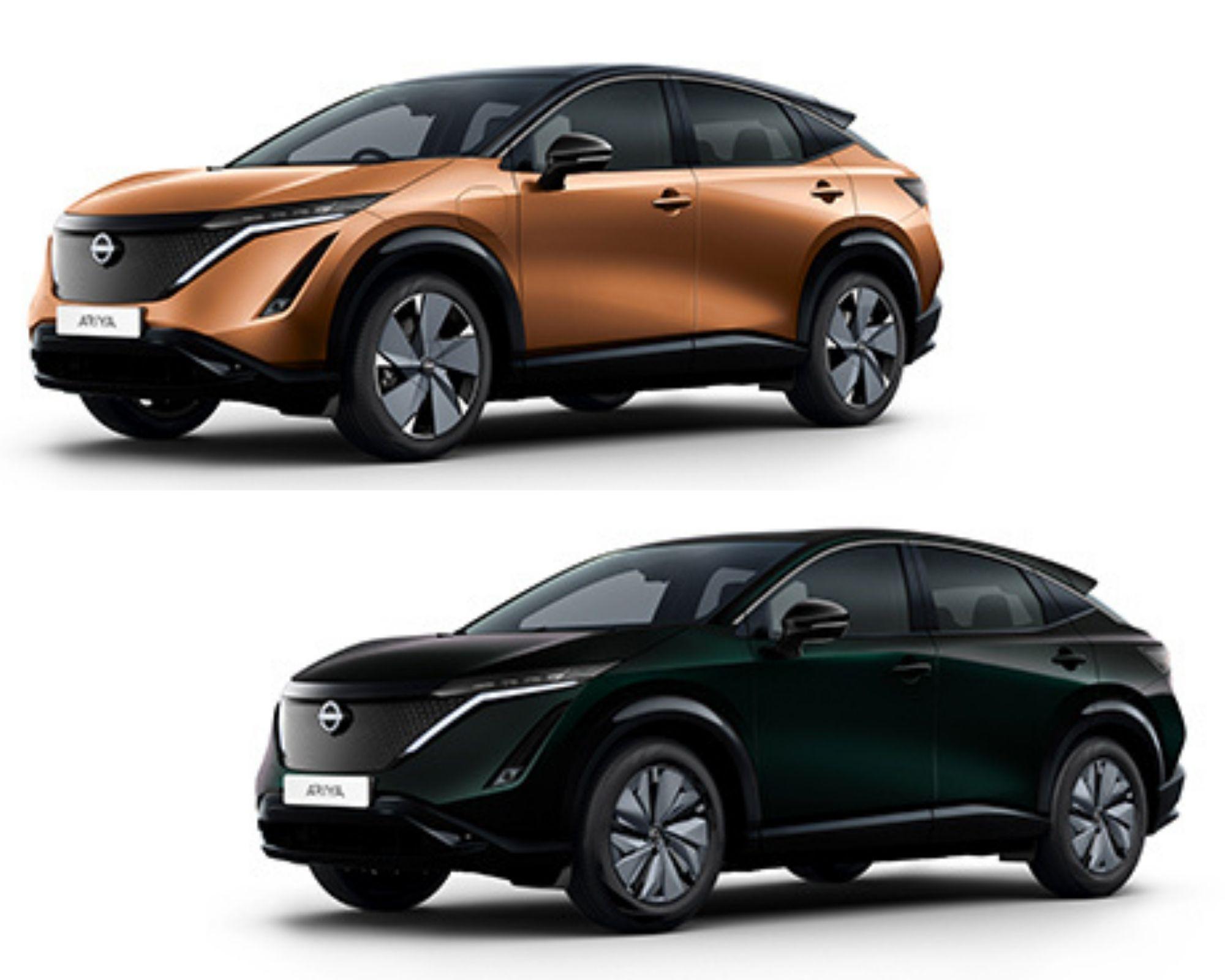 Nissan Ariya motorisation électrique