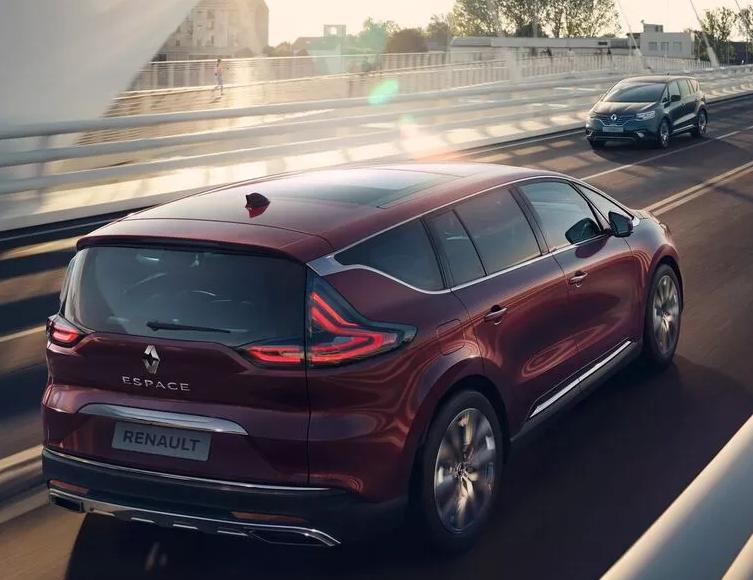 Nouveau Renault ESPACE dès 369€/mois*
