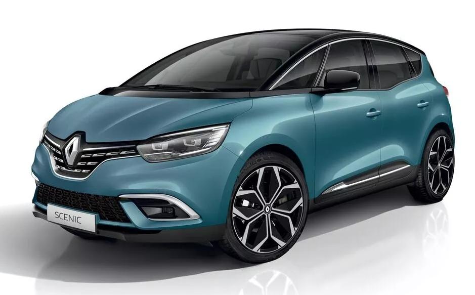 Essayer Renault Scenic dans vos concessions Edenauto