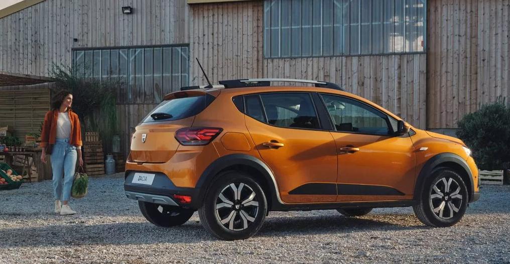 Achetez le crossover Dacia Sandero à partir de 5€ par mois*