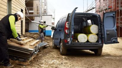 Renault KANGOOE-TECH 100% ÉLECTRIQUE