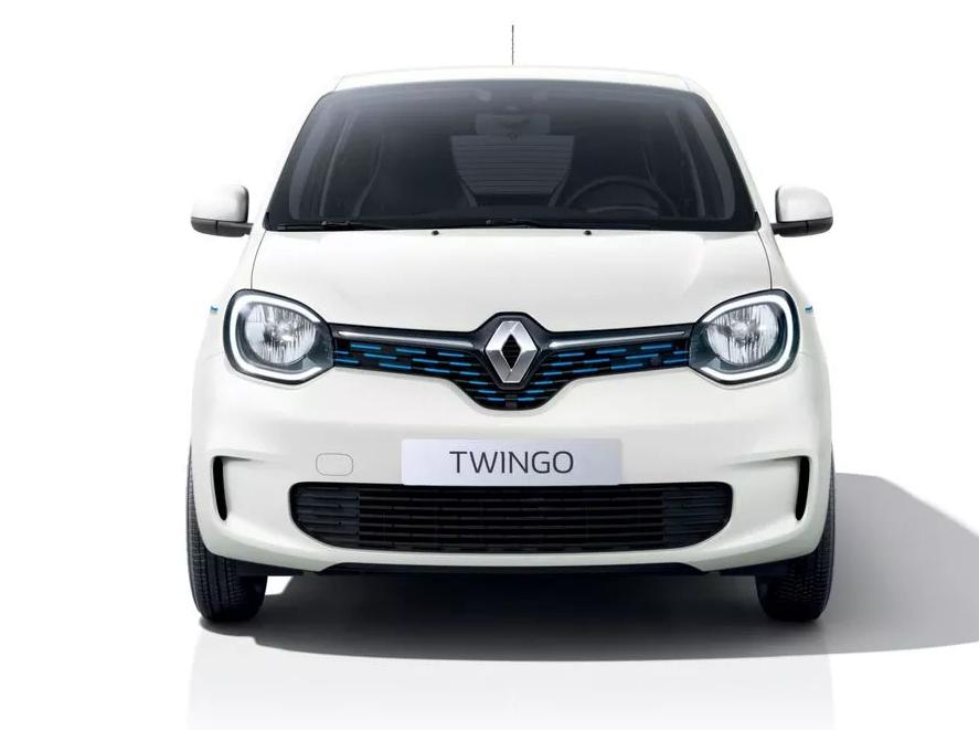 Acheter Twingo E-Tech électrique dans vos concessions Renault Edenauto