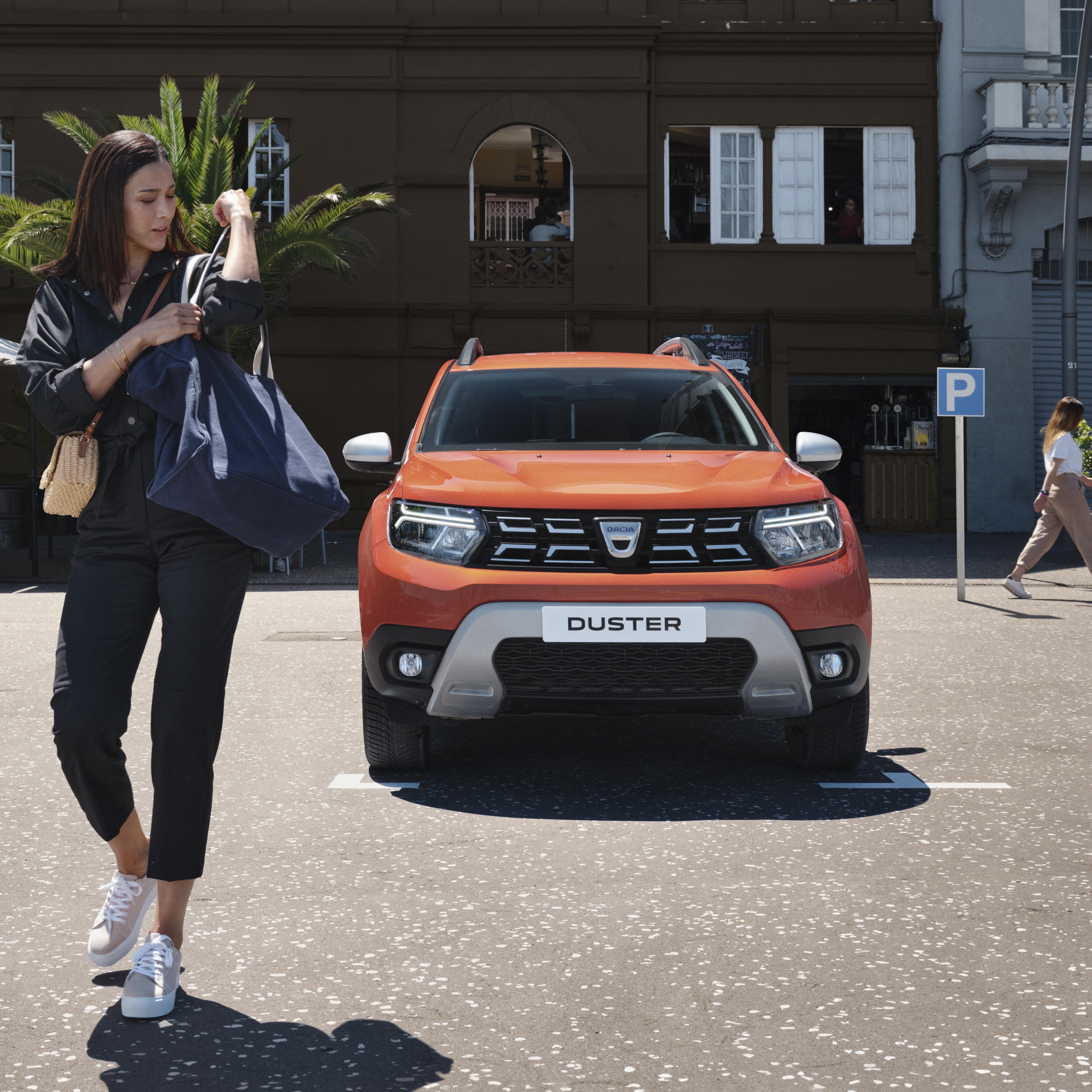 Dacia Duster le SUV familial
