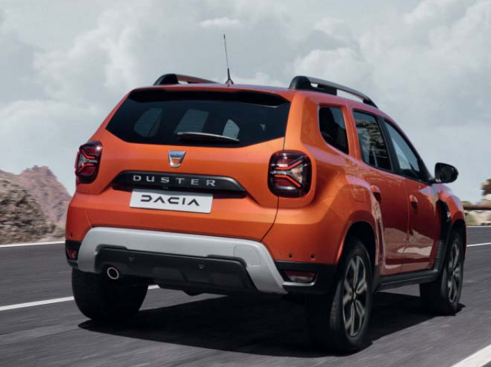 Découvrez le nouveau SUV Dacia Duster dans les concessions Edenauto
