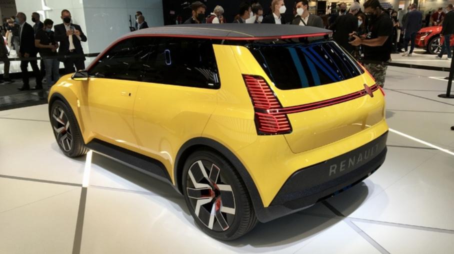 Renault 5 électrique