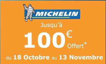 Montage et équilibrage pneu Michelin