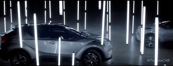 Ce que vous voyez redéfinit vos attentes. Le Toyota C-HR n'est pas un concept-car accrocheur pour demain, mais une voiture qui change le présent.