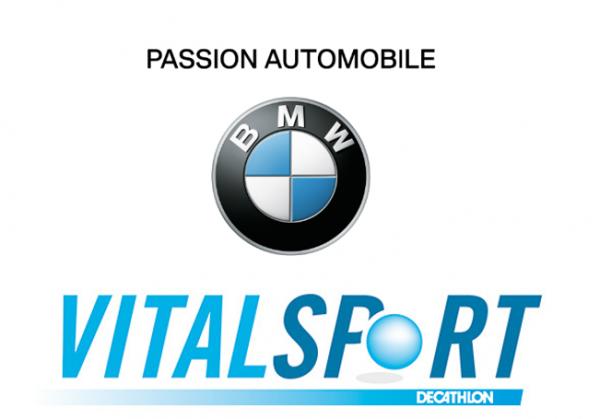 Passion Automobile BMW partenaire de VITALSPORT Décathlon NARBONNE - 10 & 11 septembre 2016