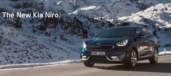 Vidéo du Nouveau Kia Niro crossover 100 % Hybride à découvrir en AVANT-PREMIERE à la concession Kia de Tarbes le 31 Mai 2016