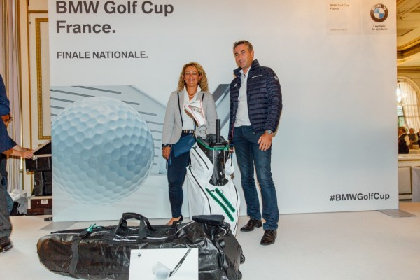 Finale internationnale BMW Golf Cup.